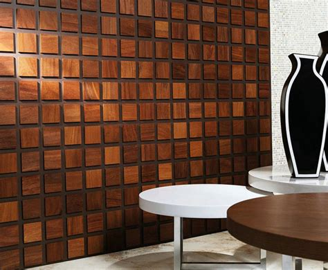 Interior Kitchen - wood wall panels for inspirational space interiorzine