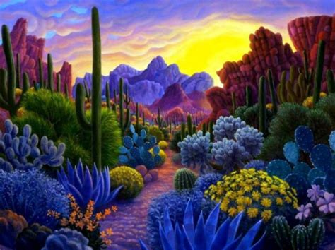 desert plants  abstract background wallpapers