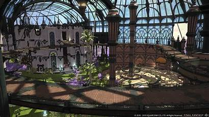 Ffxiv Fantasy Final Shadowbringers Xiv Cities Crystarium