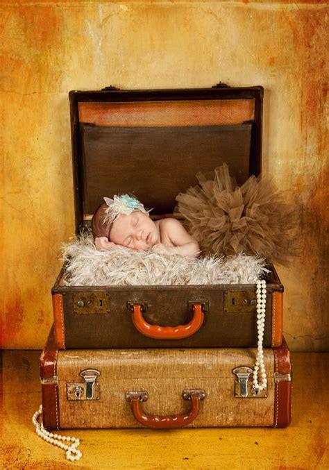vintage suitcase photography ideas  pinterest