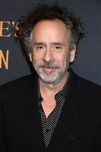 Tim Burton's disappointing response when asked about lack ...  Tim