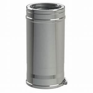 Tubage Inox Double Paroi Prix : conduit de fum e isotip joncoux achat vente de conduit ~ Premium-room.com Idées de Décoration