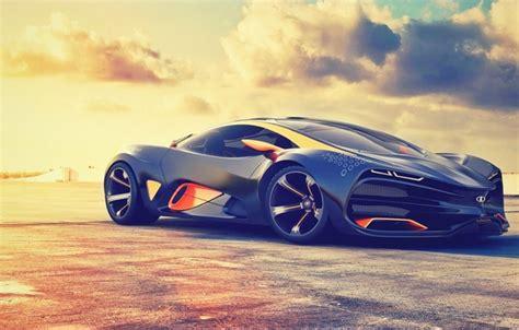 Обои Concept, Солнце, Небо, Концепт, Sky, Автомобиль, Lada