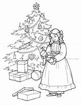Coloring Sugar Plum Fairy Nutcracker Quick Sheet Getcolorings Modest Col Printable sketch template