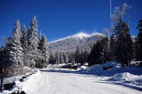 places    arizona  winter
