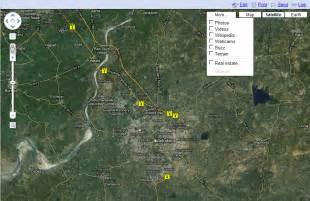 Google Earth Satellite Maps Street View