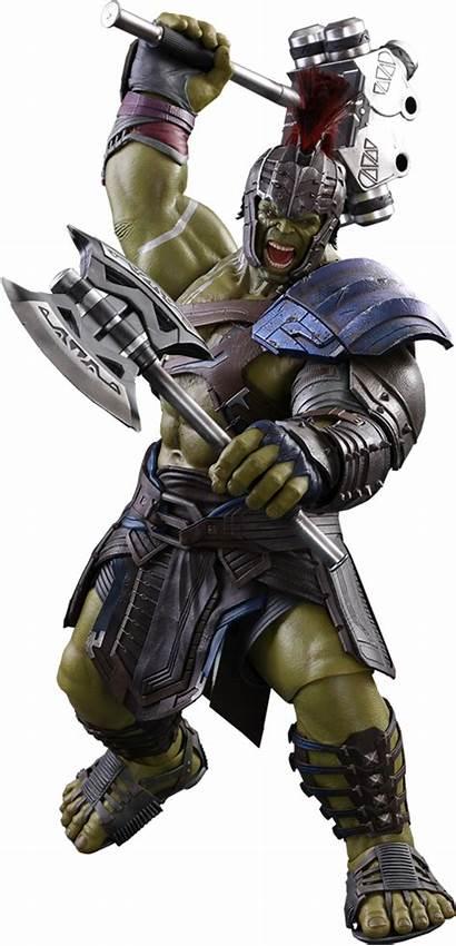 Hulk Gladiator Marvel Ragnarok Figure Thor Toys