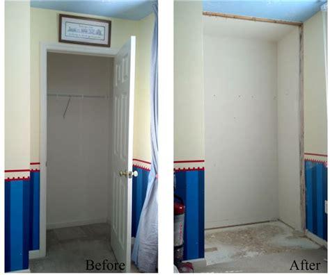remodelando la casa diy small closet makeover the reveal