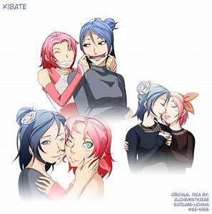Naruto - Konan x Sakura 01-03 by Kibate on DeviantArt