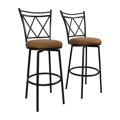 bar stools used 65 upholstered swivel bar stools chairs