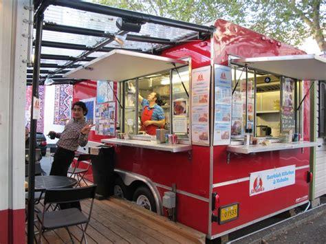 la rue de la cuisine dre tofu et monsieur jambon pour la cuisine de rue