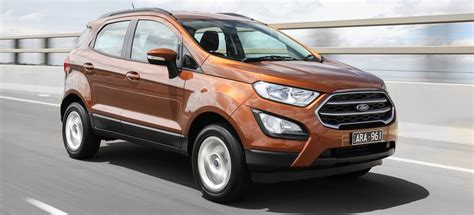Ford Ecosport 2017 Review by 2017 Ford Ecosport Trend Review