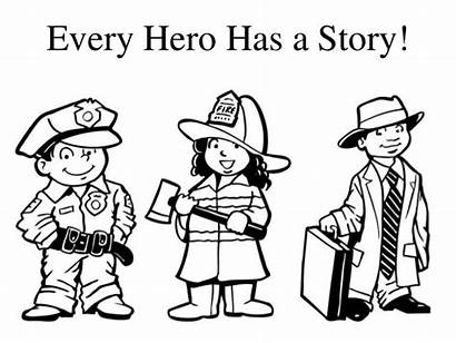 Hero Clipart Every Reading Heroes Community Story