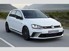 Volkswagen Golf GTI Clubsport 5door 2016 ZA Wallpapers