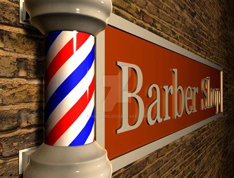 wallpaper barber shop gallery