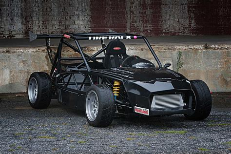 Tub Car by Exocet Offroad Buggy Brings Back Hispotion