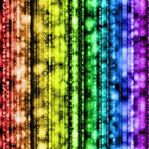 Colorful abstract neon dotted computer background   Stock ...