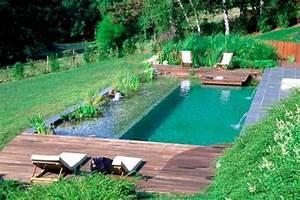 Construction Piscine Naturelle : piscine cologique les secrets d 39 une baignade au naturel ~ Melissatoandfro.com Idées de Décoration