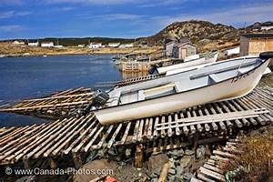 Wooden Boat Ramp