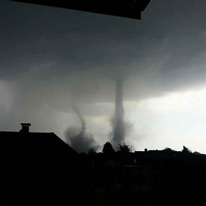 Tornadoes Twin Rare Germany Tornado Multiple Vortices