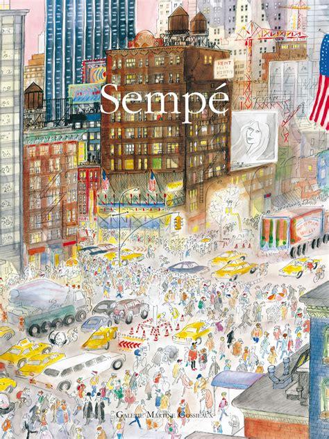 bureau dessin affiche sempé york 40 x 50 cm york image republic