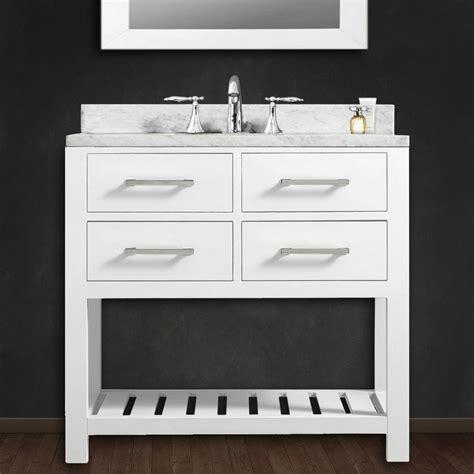 water creation madalyn  solid wood single sink