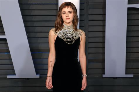 Emma Watson Time Tattoo Has One Major Error