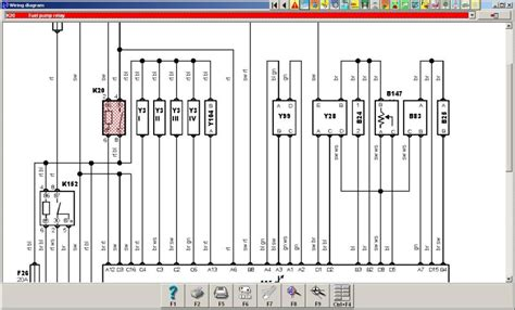 Wiring Diagram For Opel Corsa by Wire Colour For Injectors 1 And 3 On A X14xe Corsa Sport