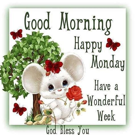 Morning Happy Monday Images Morning Happy Monday God Bless You Pictures Photos