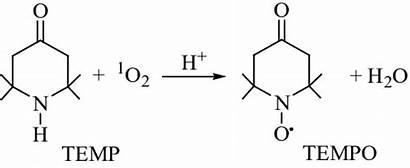 Oxygen Singlet Temp Oxidation