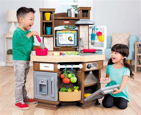 tikes cook  learn smart kitchen  sale