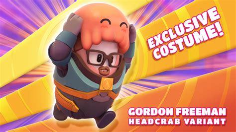 gordon freeman headcrab variant outfit