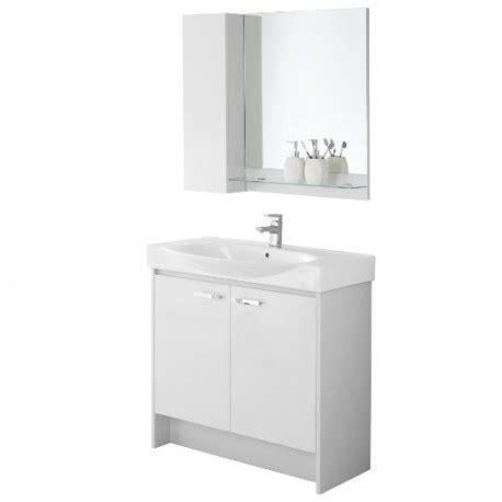 specchio bagno con mensola e composizione mobile bagno con consolle specchio pensile