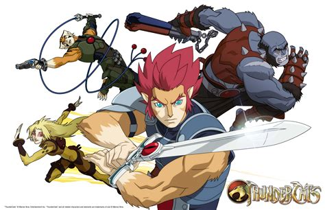 Thundercats Producer Talks Character Redesign.