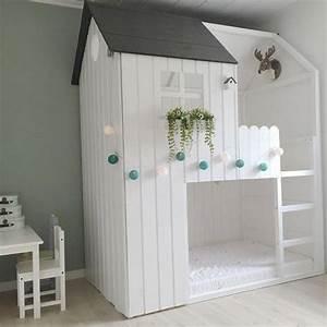 Kinderbett Ikea 90x200 : ikea kura bed mommo design ~ Orissabook.com Haus und Dekorationen