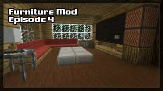 minecraft living room minecraft with mods 4 youtube