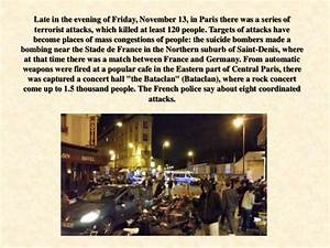 Night of terror in Paris was the largest in the history of ...