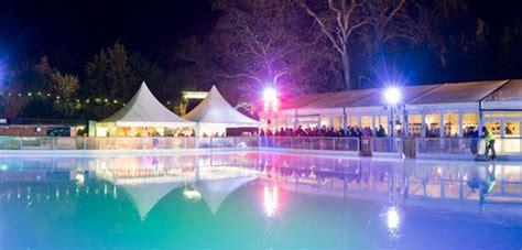 bath  ice festive winter ice rink   nov