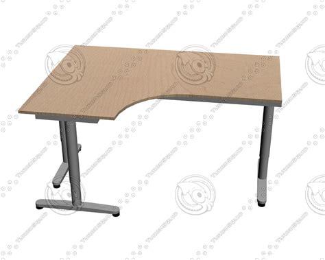 ikea bureau galant ikea galant desk left