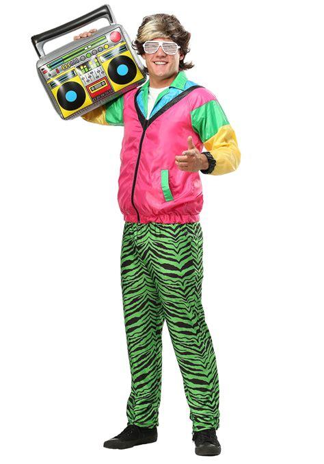 80s Jock Plus Size Costume for Men 2X