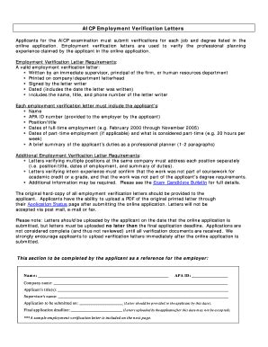 job offer letter templates sles word excel exles letter of employment verification template