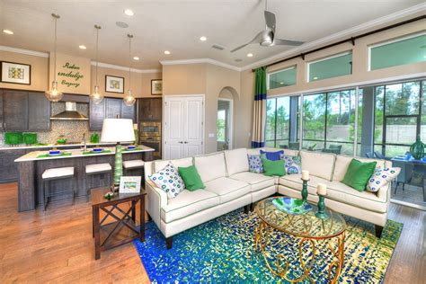 New Fully Furnished And Decorated Model Homes And