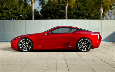 lexus lf lexus lf lc sports coupe concept new pictures
