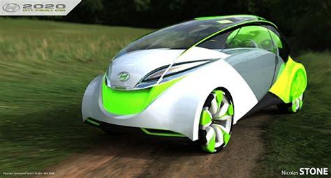 Hyundai 2020 Family Car by Eco Hyundai 2020 Family Car Runs On Water And