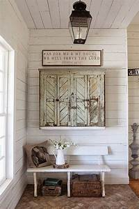 Shiplap DIY and urban farmhouse how-to Style Home Page
