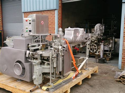 Butter Forming And Wrapping Machine by Trepko Xpg 40 Butter Forming Wrapping Machine Exapro