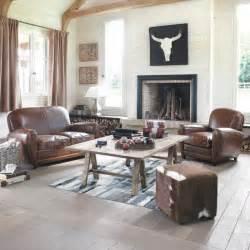aujourd hui nous sommes inspires par la couleur taupe With meuble cuisine maison du monde 9 salon en cuir maisons du monde photo 315 exemple de