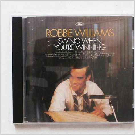Robbie Williams Swing by Robbie Williams Swing When You Re Winning Vinyl Records
