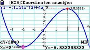Wendestelle Berechnen : kurvendiskussion beispiel 1 ~ Themetempest.com Abrechnung
