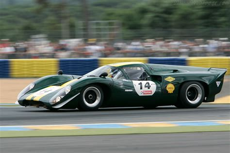 Lola T70 Mk3B Coupe - Chassis: SL76/147 - 2008 Le Mans Classic